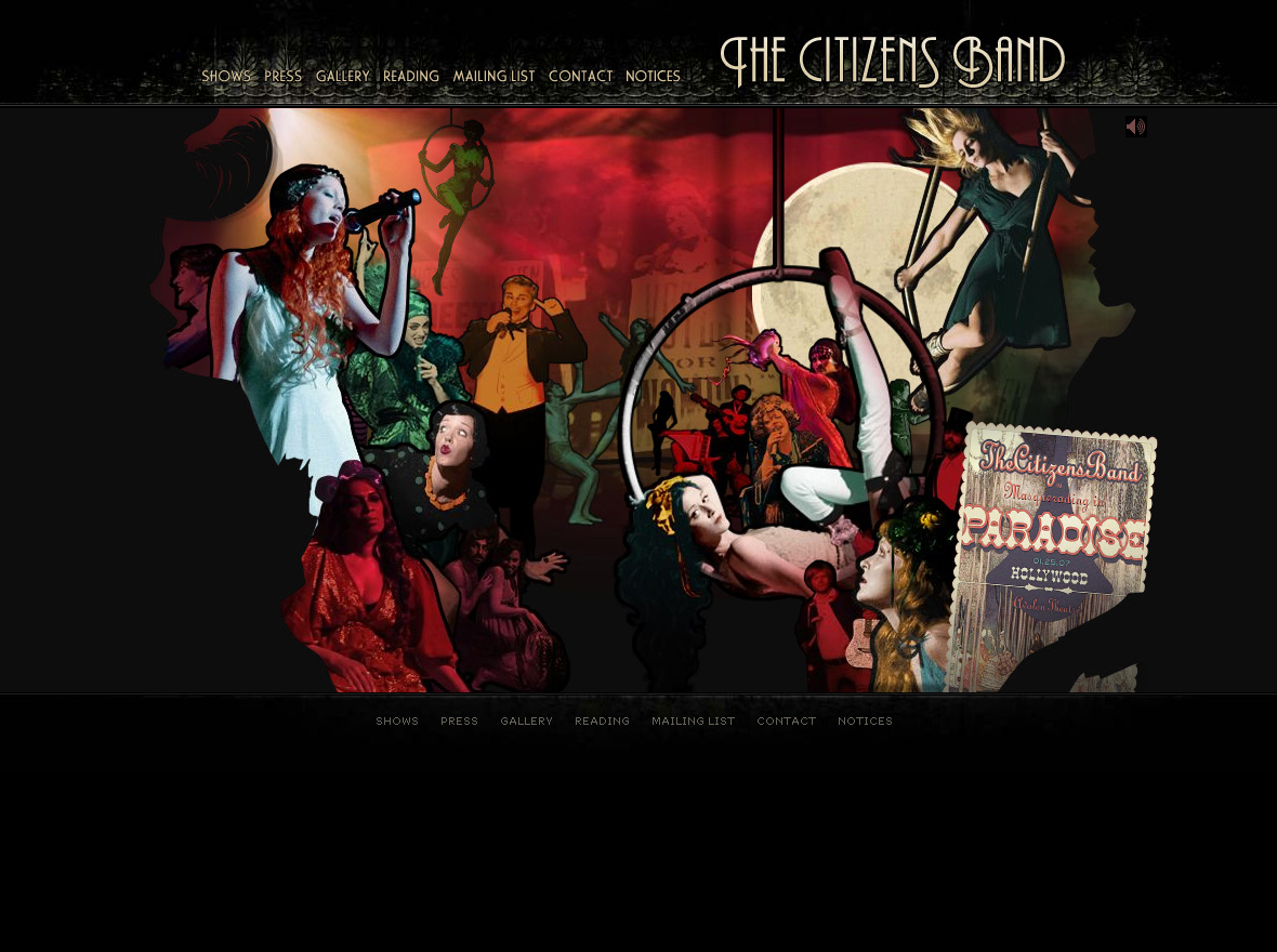 The Citizens Band image